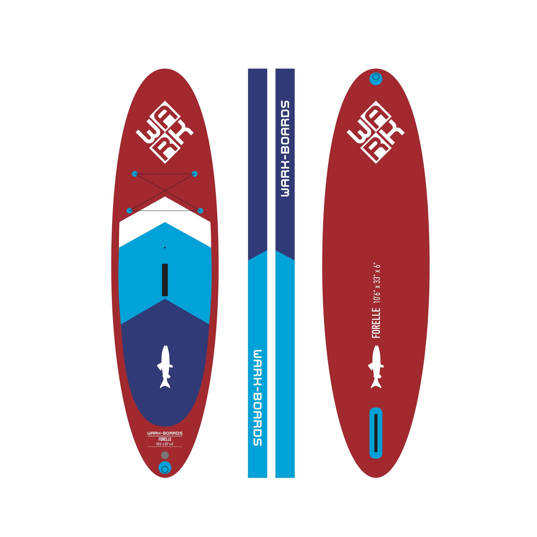 WARK Boards Forelle isup Andi Widmann Alexander Stertzik